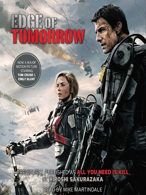 cover image of Edge of Tomorrow (Movie Tie-in Edition)