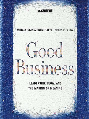 cover image of Good Business
