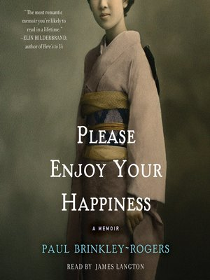 cover image of Please Enjoy Your Happiness