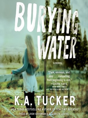 cover image of Burying Water