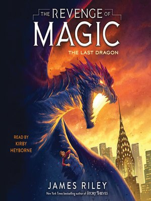 cover image of The Last Dragon