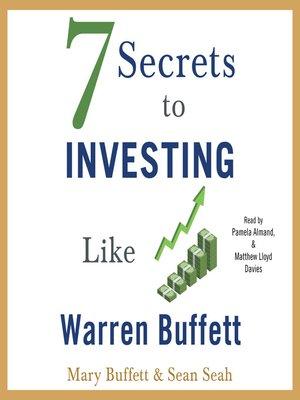 cover image of 7 Secrets to Investing Like Warren Buffett