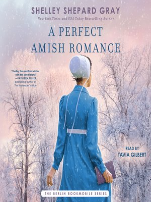cover image of A Perfect Amish Romance