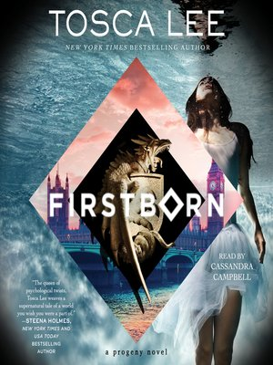 cover image of Firstborn