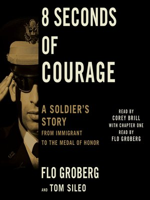 cover image of 8 Seconds of Courage