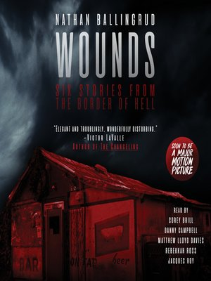 cover image of Wounds