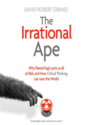 cover image of The Irrational Ape