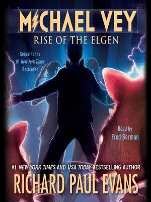 Ebook Rise Of The Elgen Michael Vey 2 By Richard Paul Evans