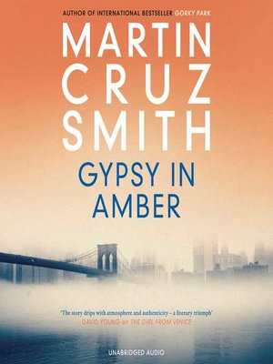 cover image of Gypsy in Amber
