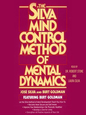 cover image of Silva Mind Control Method of Mental Dynamics
