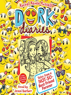 cover image of Dork Diaries 14