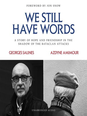 cover image of We Still Have Words