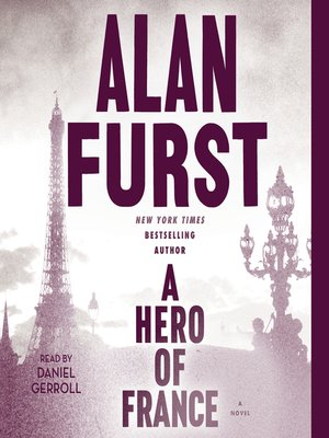 cover image of A Hero of France
