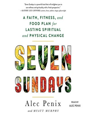 cover image of Seven Sundays