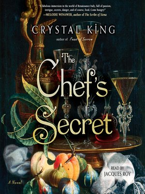 cover image of The Chef's Secret