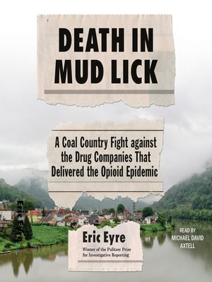 cover image of Death in Mud Lick