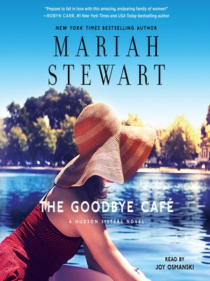 cover image of Goodbye Café