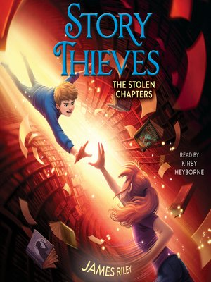 cover image of The Stolen Chapters