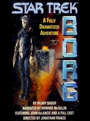 cover image of Star Trek Borg: Experience the Collective