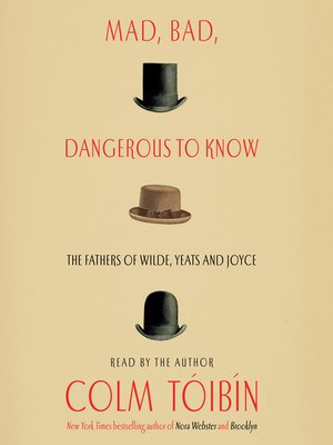 cover image of Mad, Bad, Dangerous to Know