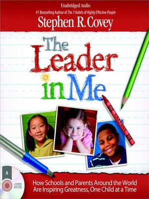 cover image of The Leader in Me