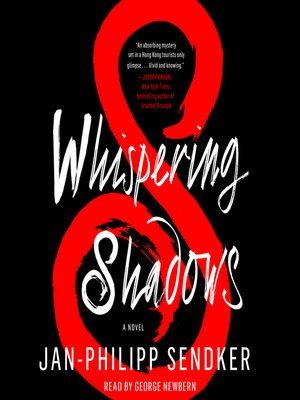 cover image of Whispering Shadows