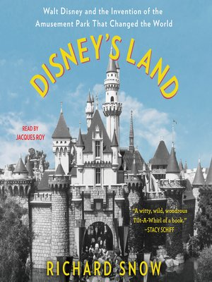 cover image of Disney's Land