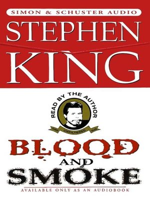 cover image of Blood and Smoke