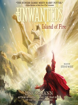 cover image of Island of Fire