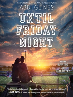 cover image of Until Friday Night