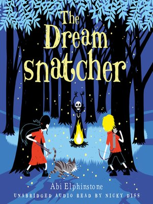cover image of The Dreamsnatcher