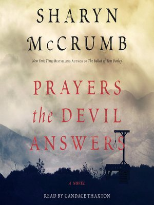 cover image of Prayers the Devil Answers