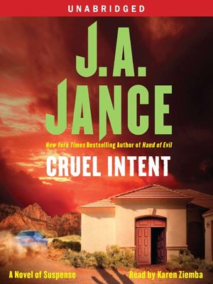 cover image of Cruel Intent
