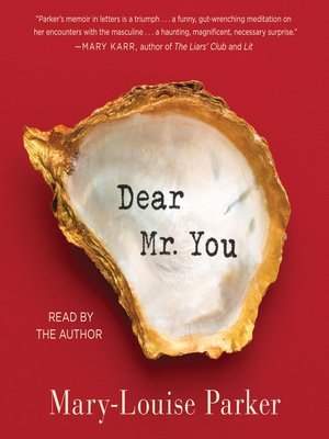 cover image of Dear Mr. You