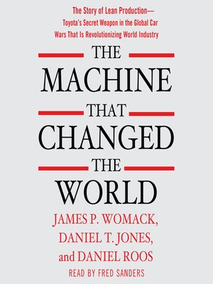 the machine that changed the world audiobook