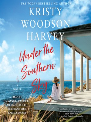 cover image of Under the Southern Sky