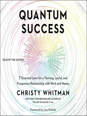 cover image of Quantum Success