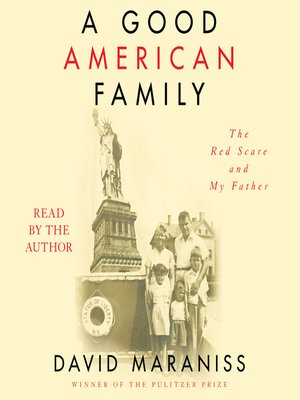 cover image of A Good American Family