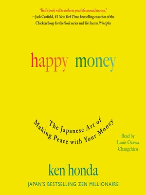 cover image of Happy Money
