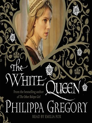 cover image of The White Queen