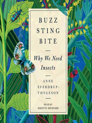 cover image of Buzz, Sting, Bite