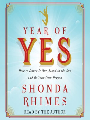 cover image of Year of Yes