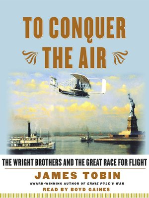 cover image of To Conquer the Air