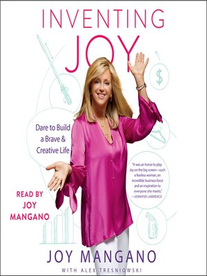 cover image of Inventing Joy