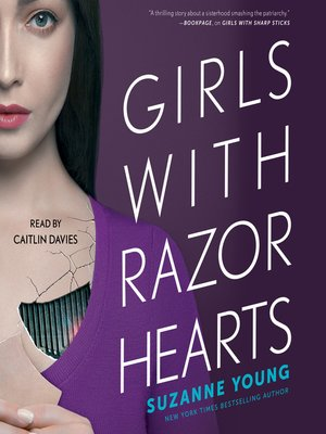 cover image of Girls with Razor Hearts