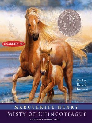 cover image of Misty of Chincoteague