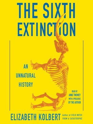 cover image of The Sixth Extinction