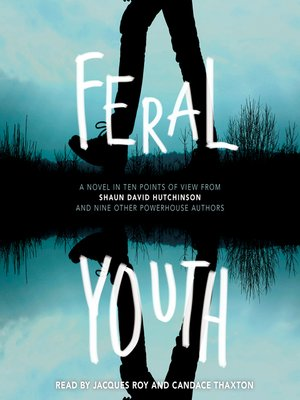 cover image of Feral Youth