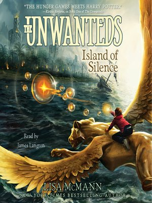 cover image of Island of Silence