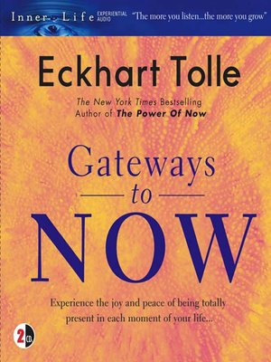 cover image of Gateways to Now